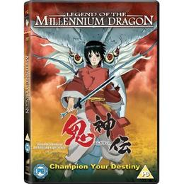 Legend of the Millennium Dragon [DVD]
